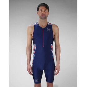 Zone3 Activate Plus Trisuit Men zinc